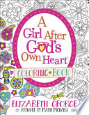 A Girl After God s Own Heart   Coloring Book Book