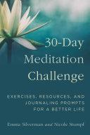30-Day Meditation Challenge Pdf