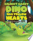 Gilbert Gabby Dino Has Yellow Hearts