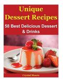 Unique Dessert Recipes Book