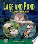 Lake And Pond Food Webs