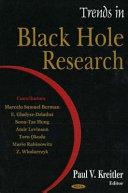 Trends in Black Hole Research ebook