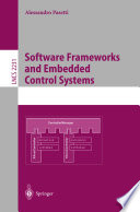 Software Frameworks And Embedded Control Systems Book PDF