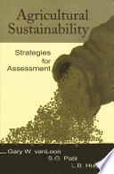 Agricultural Sustainability Book PDF