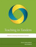 Teaching in Tandem