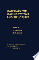 Materials for Marine Systems and Structures Book