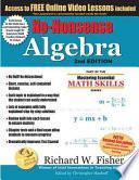 No-Nonsense Algebra, 2nd Edition: Part of the Mastering Essential Math Skills Series
