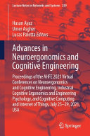 Advances in Neuroergonomics and Cognitive Engineering