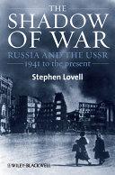 The Shadow of War [Pdf/ePub] eBook