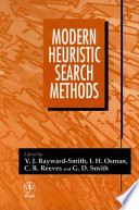 Modern Heuristic Search Methods