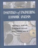 Essentials of Engineering Economic Analysis Book