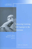 Enhancing Learning with Laptops in the Classroom Book