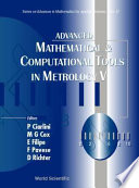 Advanced Mathematical & Computational Tools in Metrology V