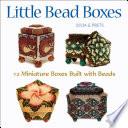 Little Bead Boxes