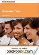Customer Care Book