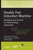 Doubly Fed Induction Machine