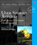 User Stories Applied: For Agile Software Development (Adobe ...
