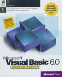 Microsoft Visual Basic 6 0 Deluxe Learning Edition