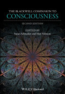 The Blackwell Companion to Consciousness Pdf/ePub eBook