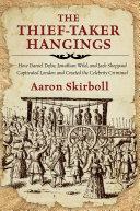 Thief Taker Hangings