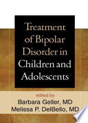 Treatment Of Bipolar Disorder In Children And Adolescents Book PDF