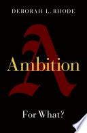 Ambition Book PDF