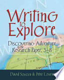 Writing to Explore