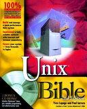 Unix Bible Book