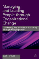 Managing and Leading People Through Organizational Change Pdf/ePub eBook