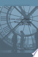 Crime and the Fascist State  1850   1940