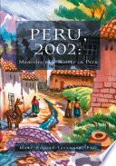 Peru  2002  Memoirs of a Writer in Peru