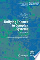 Unifying Themes In Complex Systems Iv Book PDF
