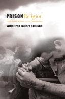 Pdf Prison Religion