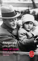 Pdf Lots of Love. Scott et Scottie : Correspondance 1936-1940 Telecharger