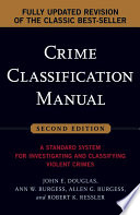Crime Classification Manual Book