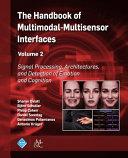 The Handbook of Multimodal multisensor Interfaces Book