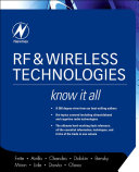 RF and Wireless Technologies  Know It All