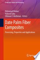 Date Palm Fiber Composites