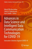 Advances in Data Science and Intelligent Data Communication Technologies for COVID 19 Book