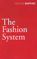 Cover of The Fashion System