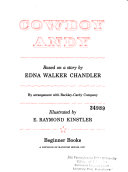 Free Download Cowboy Andy Book