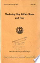 Marketing Dry Edible Beans and Peas