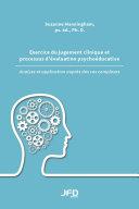 Pdf Exercice du jugement clinique et processus d'évaluation psychoéducative Telecharger