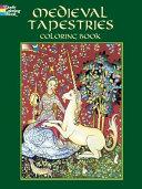 Medieval Tapestries Coloring Book