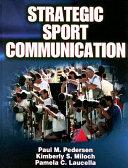 Strategic Sport Communication