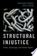 Structural Injustice Book