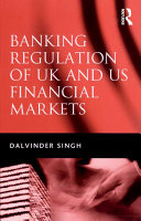 Pdf Banking Regulation of UK and US Financial Markets Telecharger