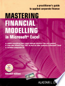 Mastering Financial Modelling In Microsoft Excel: A Practitioner'S Guide To Applied Corporate Finance, 2/E