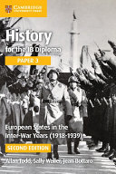 History for the IB Diploma Paper 3 European States in the Interwar Years (1918–1939)