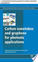 Carbon Nanotubes And Graphene For Photonic Applications Book PDF